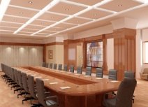 Bàn ghế phòng họp  PHH-003